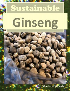 cover image for sustainable ginseng