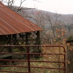 old shed in the ozarks