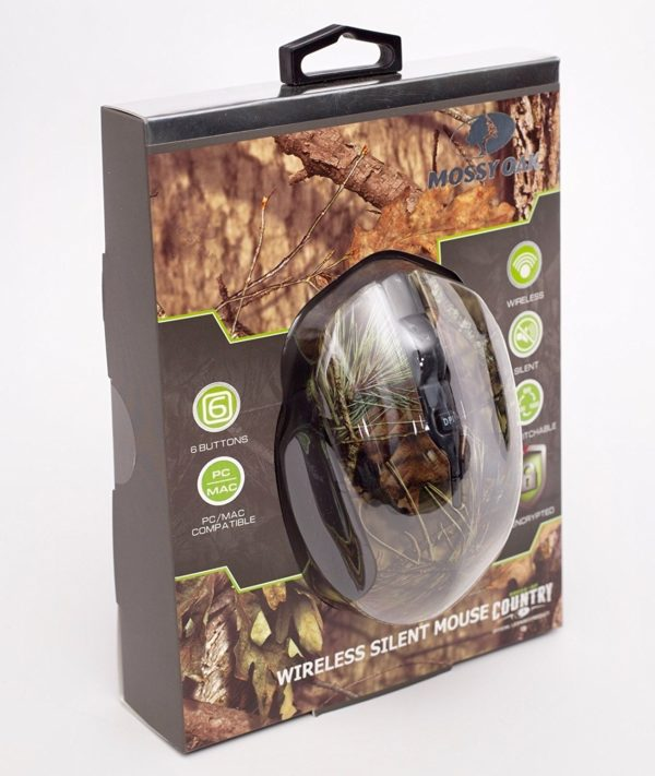Mossy Oak Mouse Product Review