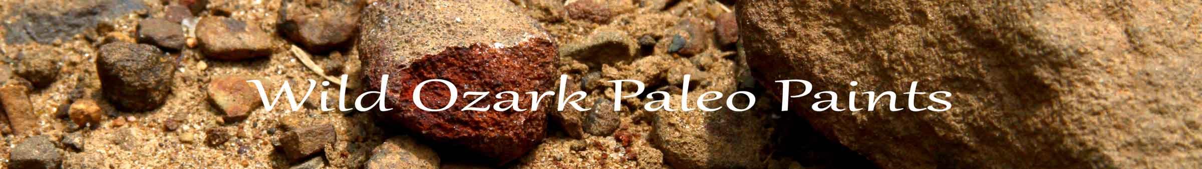 Banner for Wild Ozark Paleo Paints
