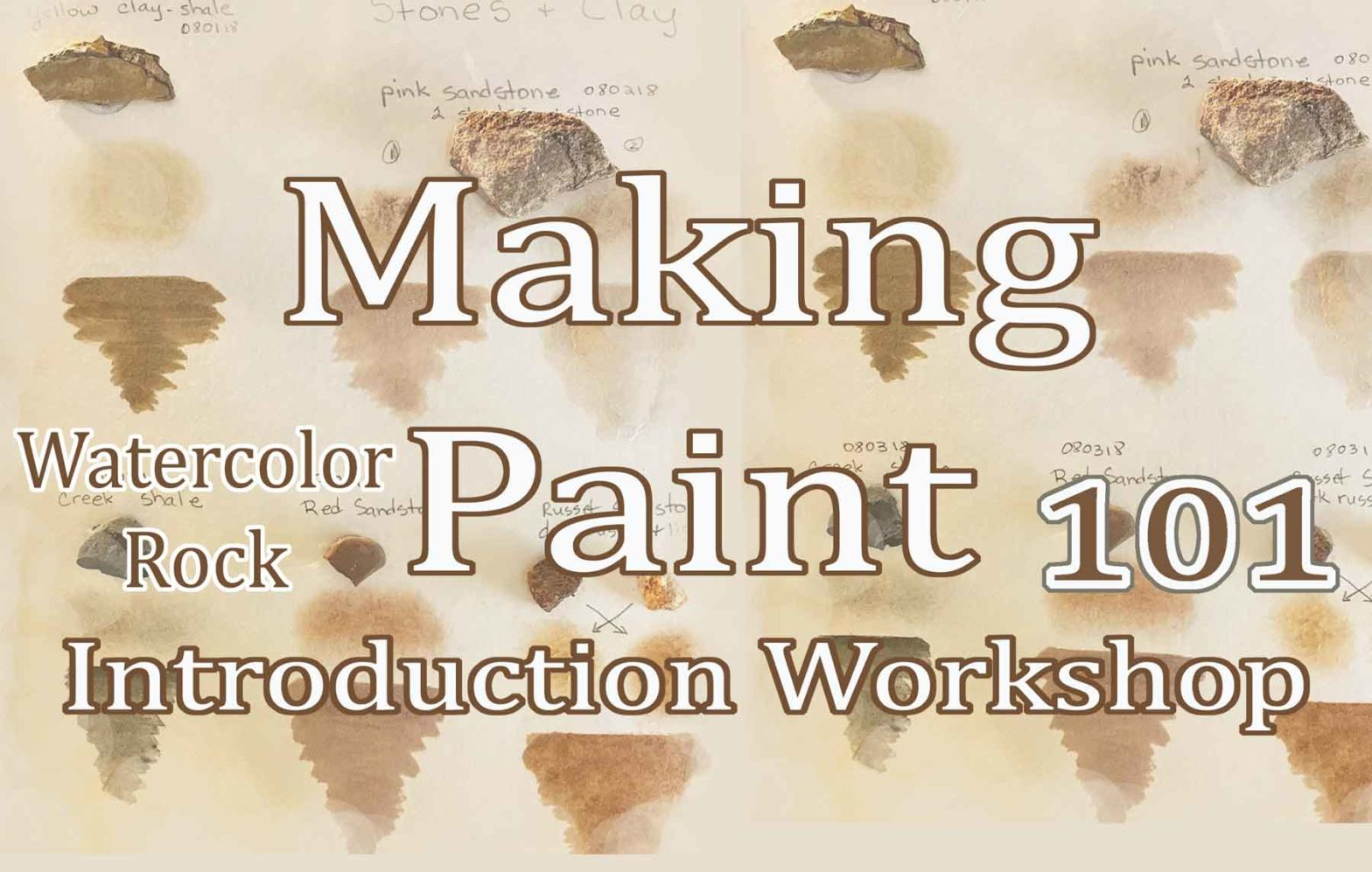Paint-Making 101 Ad