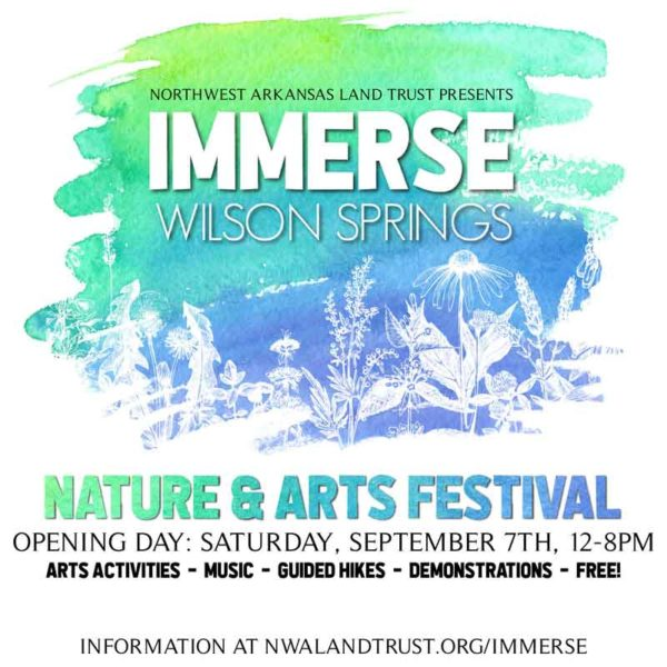 Immerse at Wilson Springs Preserve2019