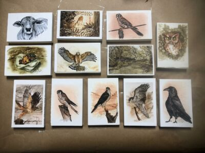 """Decorating with nature is easy with my 4 x 6"""" prints mounted on wooden panels. They're ready to hang! Single or as a group, they'll add a touch of nature to your wall."""